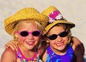 Les indispensables lunettes de soleil posur les enfant